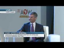 Africa Oil Week Debate: Discussing global funding strategies, M&A for the African upstream
