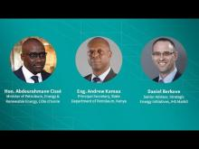 Positioning Africa's Petroleum Sector for Investment and Growth Post-COVID